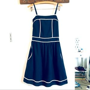 Comme toi s Navy dress